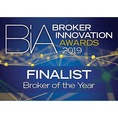 BI Awards 2019 Broker of Year