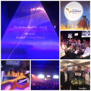 Ascend UK Broker awards 2019